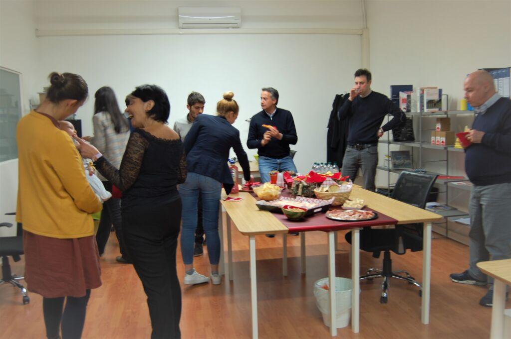 Treework Spazio di Coworking- festa di Natale