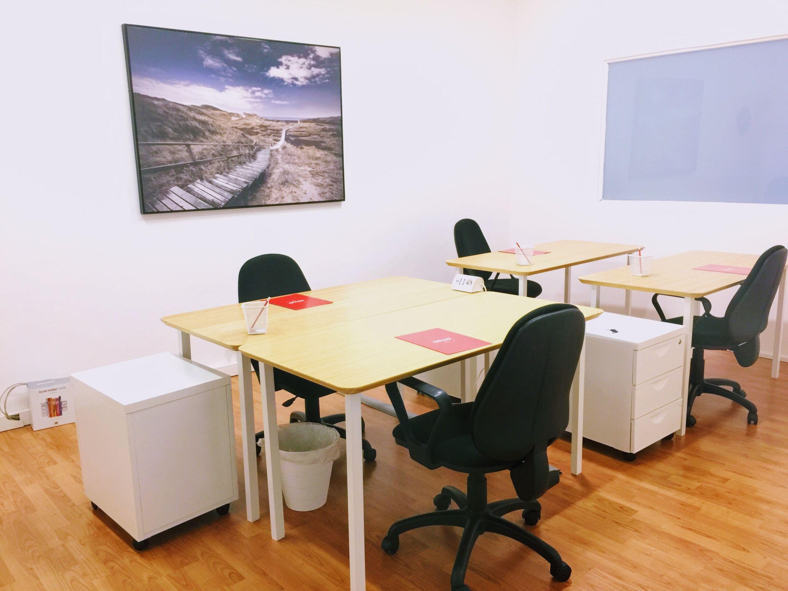 Treework ufficio privato fino a 4 persone