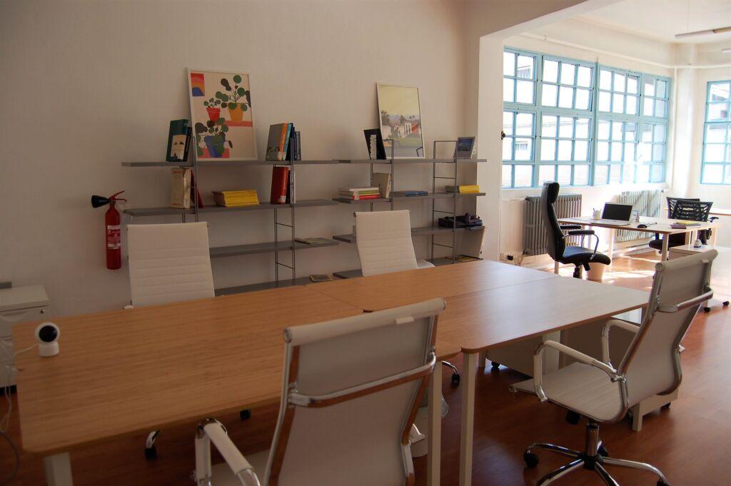 Treework-coworking-postazioni-in ufficio privato